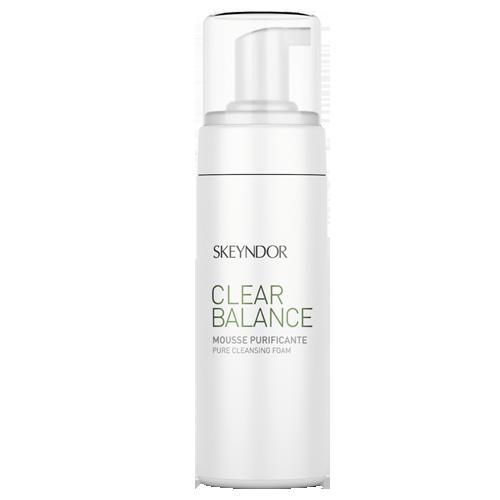 SKY-Clear Balance-Pjena za dnevno ciscenje masne seboroicne koze -500x500