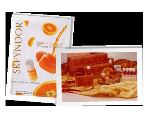 SKY-Lansirana linija sa vitaminom C