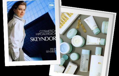 SKY-Linija za njegu osjetljive kože