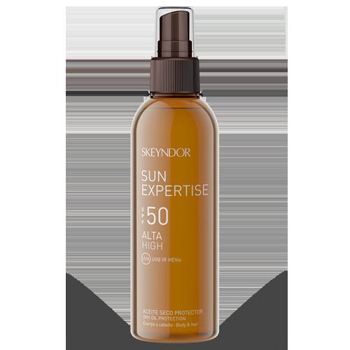 SKY-Sun Expertise-Suho ulje SPF 50 za tijelo i kosu-500x500